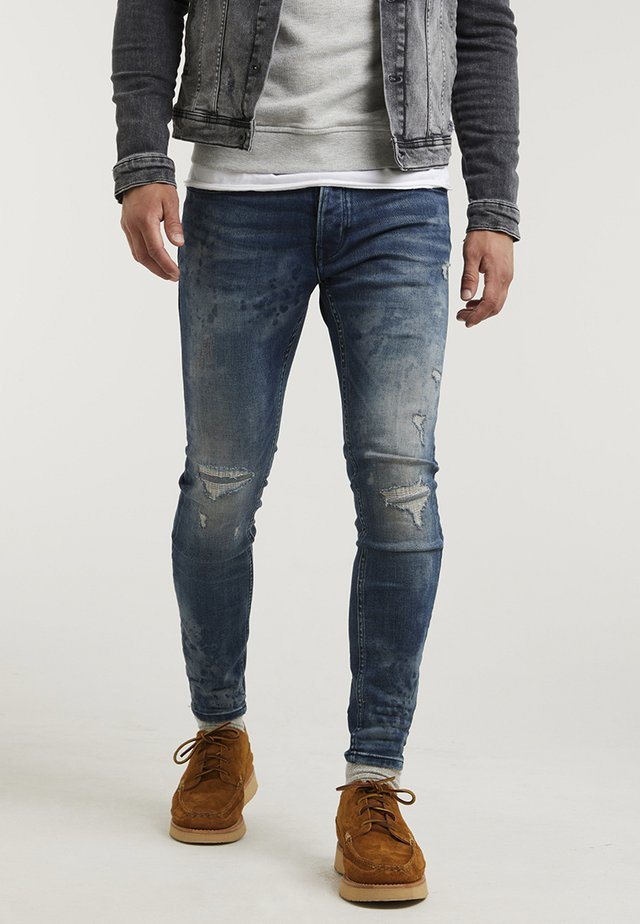 IGGY MOON - Jeans Skinny Fit - blue