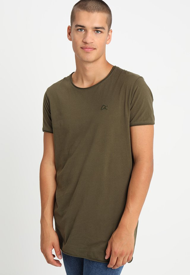 EXPAND - T-shirt - bas - green