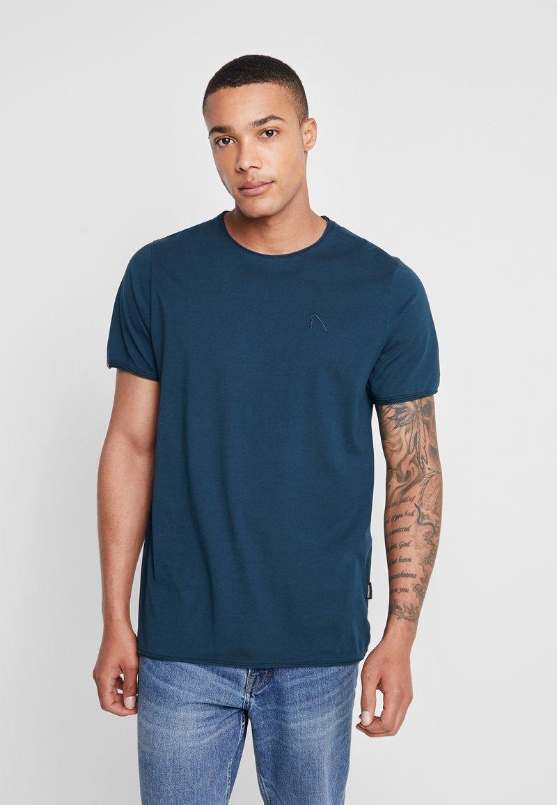 Chasin' - EXPAND - T-shirts - navy