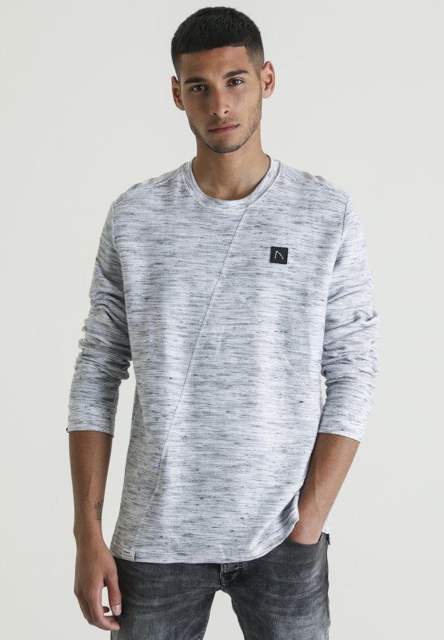ALLAMO - Longsleeve - grey