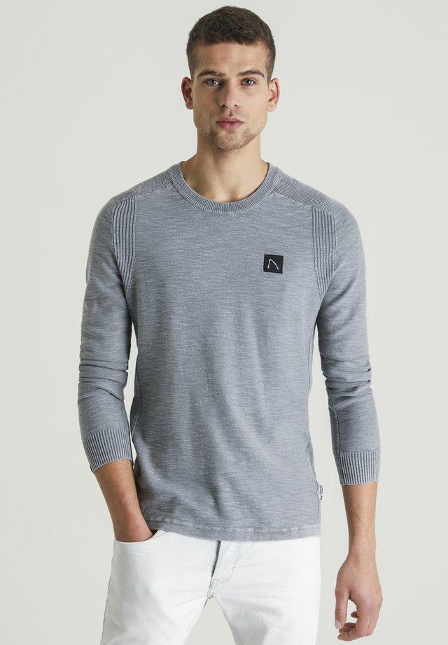 ALEX - Jumper - grey