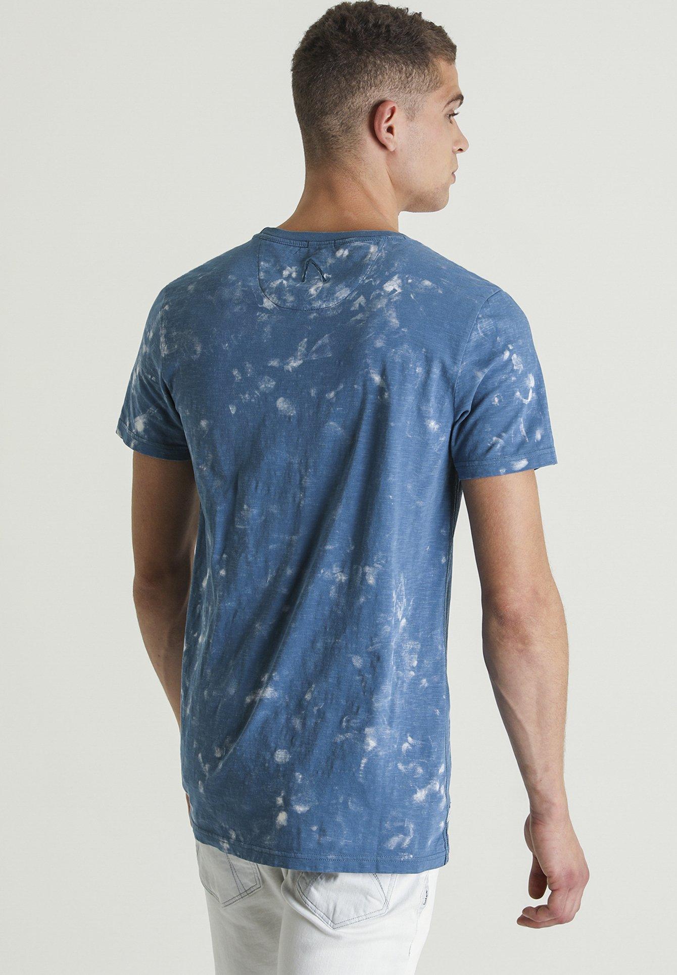 Chasin' Troy - T-shirt Print Blue JXAxUrI