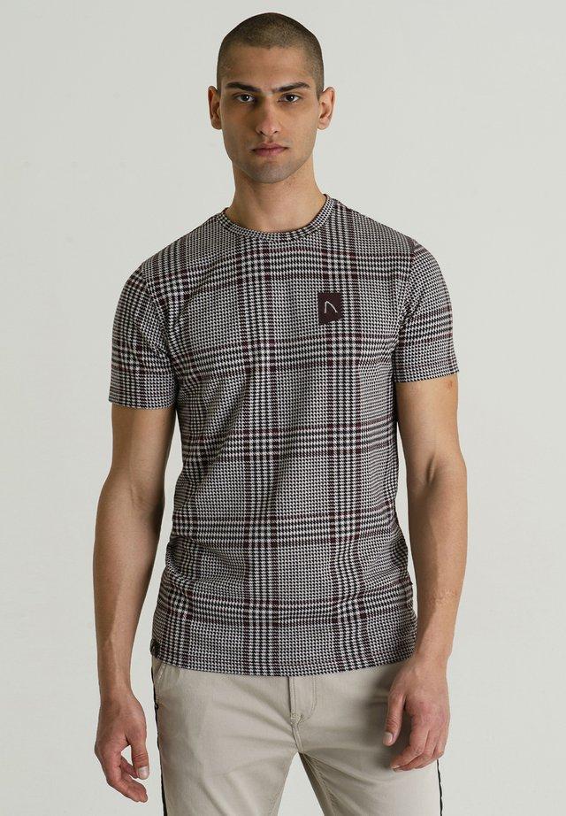 GARDEN - T-shirt print - brown