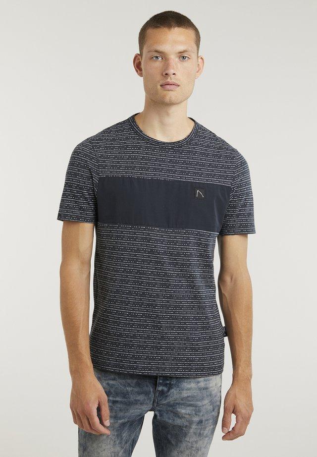 ORION - T-shirt print - dark blue