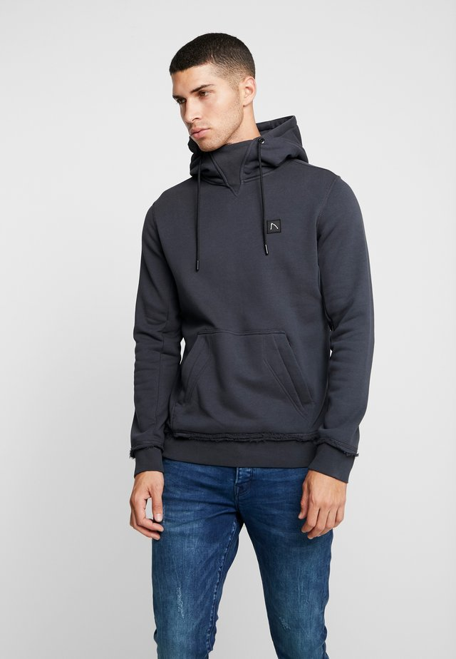 SAMSON - Sweat à capuche - navy