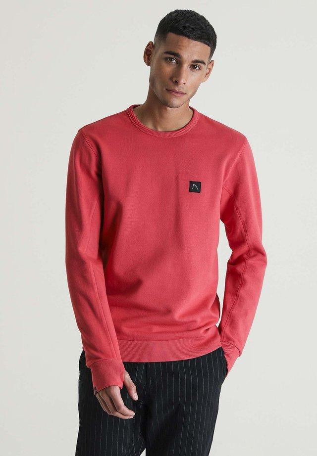 ELTON - Sweatshirt - red