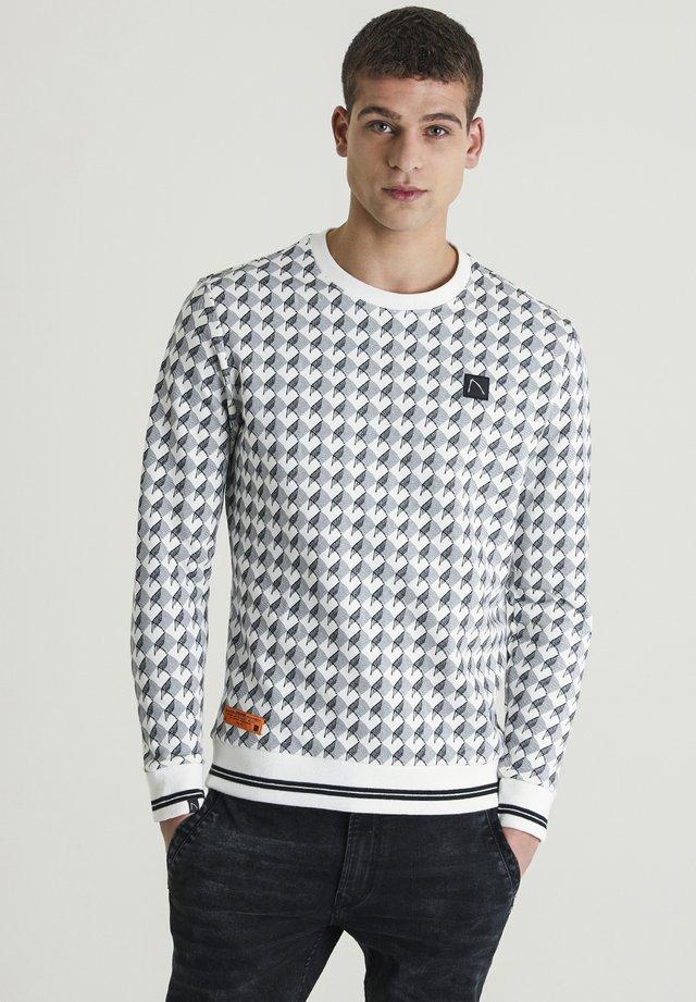 LAKE - Sweater - white