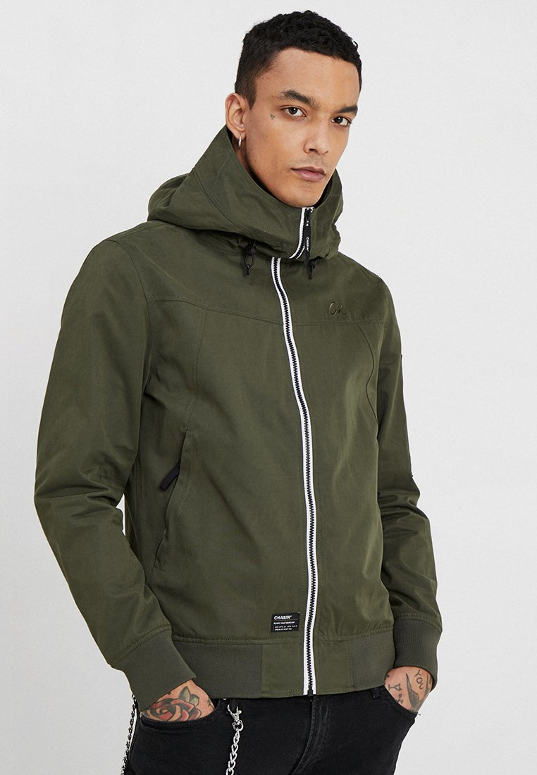 Chasin' - RETURN - Summer jacket - light green