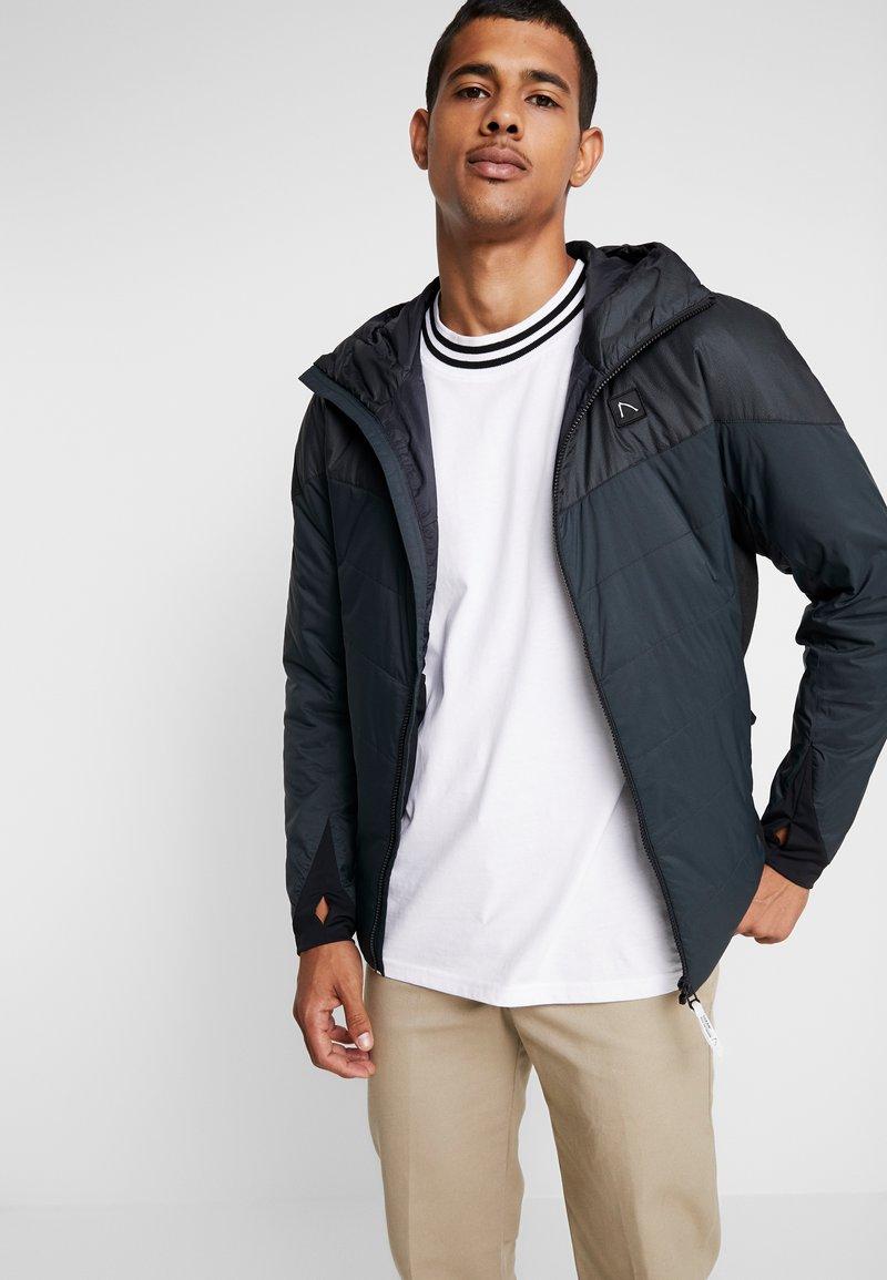 CHASIN' - NIXON - Light jacket - dark grey