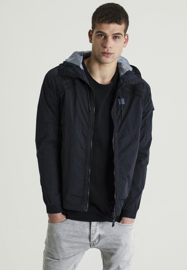 ORTEGA GD - Summer jacket - blue