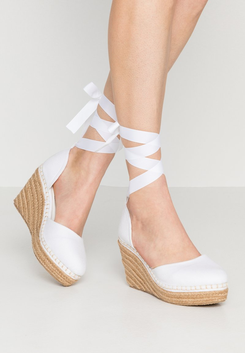 Chi Chi London - LUCY - High heels - white