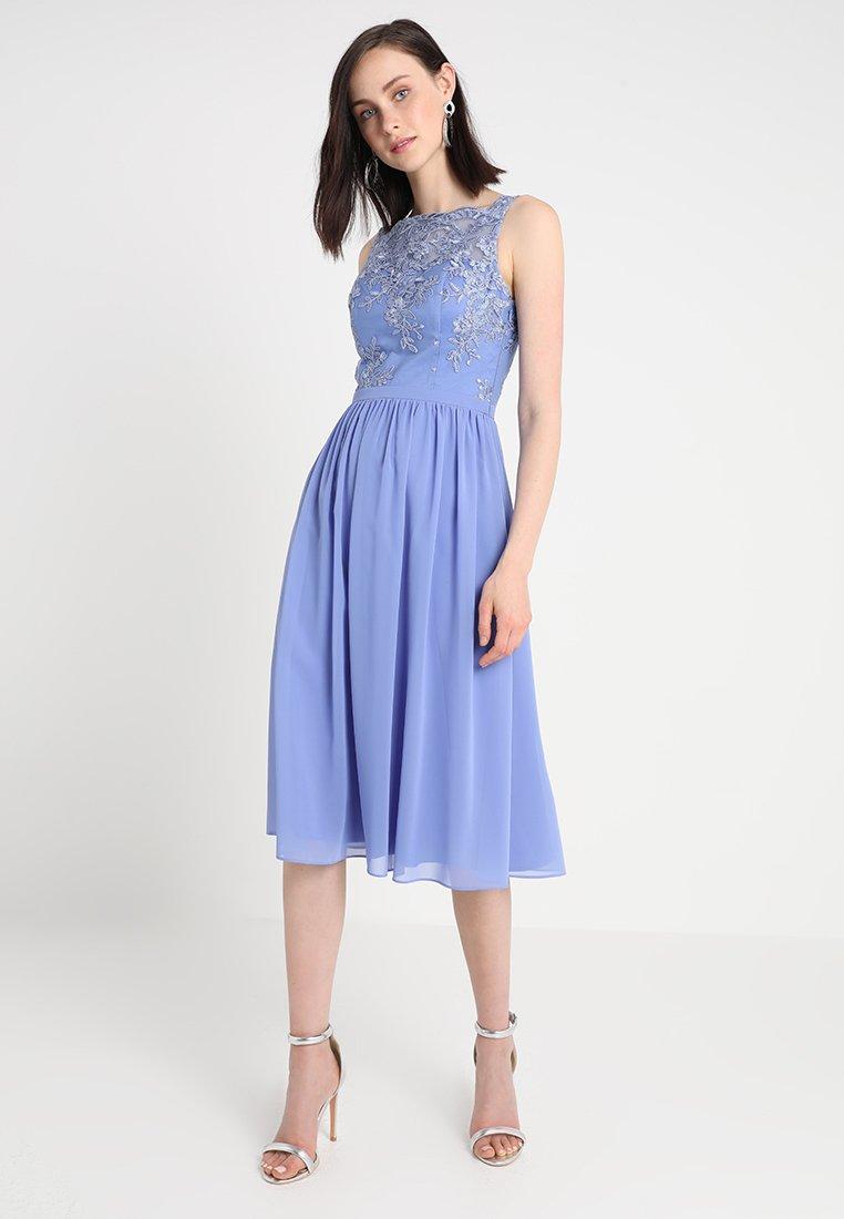 Chi Chi London - JETT - Vestido de cóctel - blue