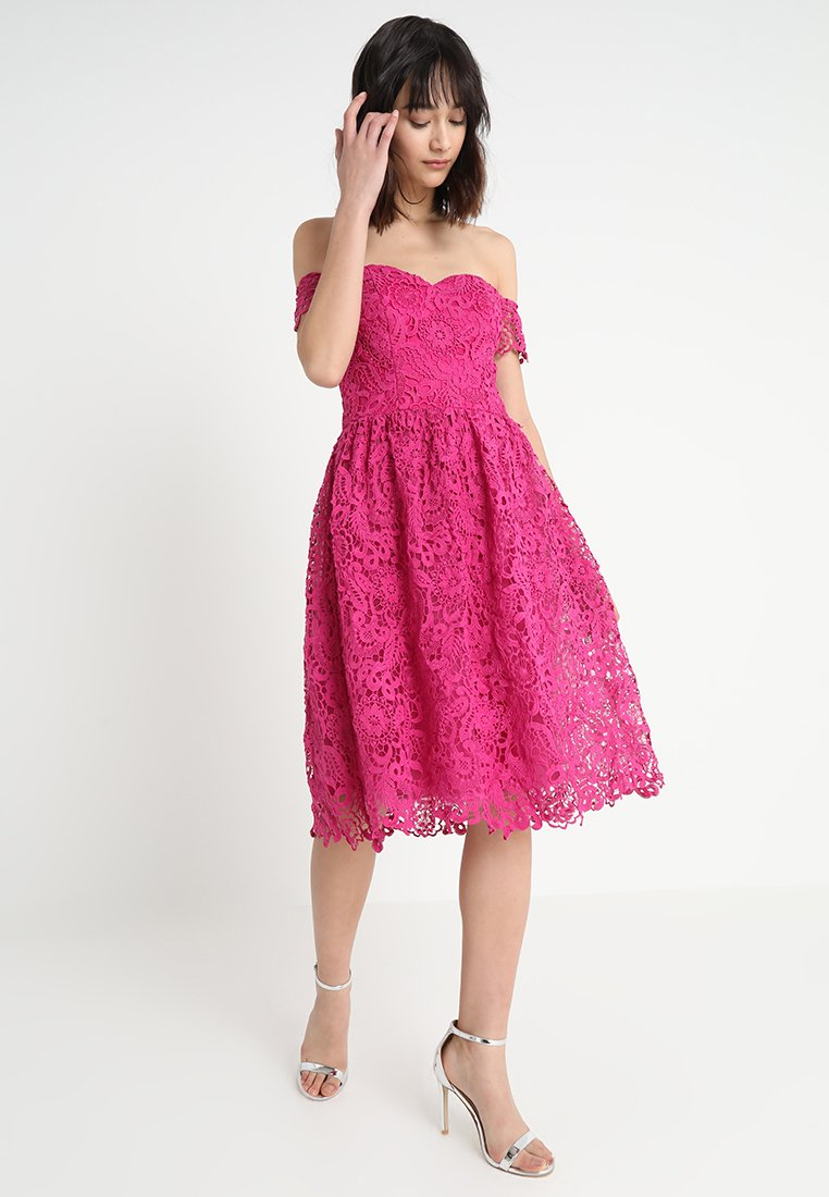 Chi Chi London - VALYA - Cocktail dress / Party dress - pink