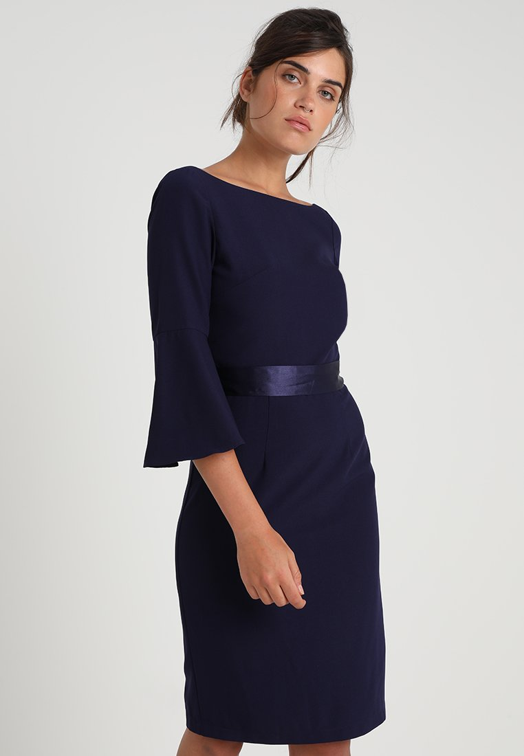 Chi Chi London - BEAU - Cocktailkleid/festliches Kleid - navy