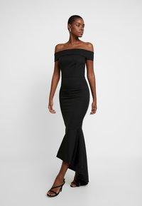 Chi Chi London - CHI CHI SHIRLEY DRESS - Vestido de fiesta - black - 0