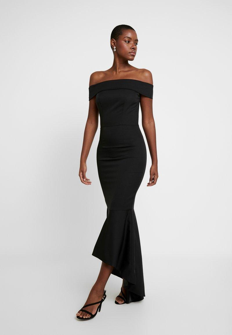 Chi Chi London - CHI CHI SHIRLEY DRESS - Vestido de fiesta - black