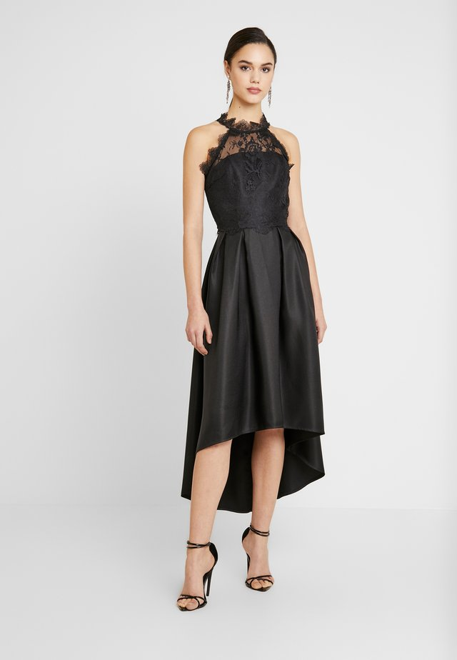 GARCIA DRESS - Festklänning - black