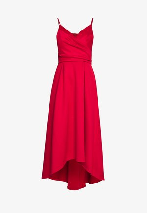 ECHO DRESS - Vestido de fiesta - red