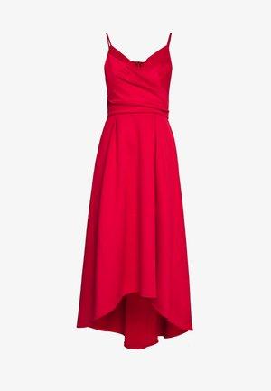 ECHO DRESS - Ballkjole - red