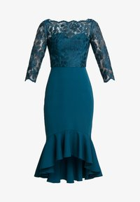 Chi Chi London - AMANIEDRESS - Suknia balowa - teal - 4
