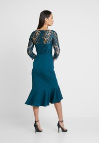 Chi Chi London - AMANIEDRESS - Suknia balowa - teal - 3