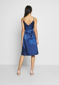 Chi Chi London - SEYMOUR DRESS - Cocktail dress / Party dress - navy - 2