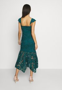 Chi Chi London - LUPITA DRESS - Galajurk - teal - 2