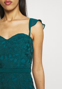 Chi Chi London - LUPITA DRESS - Galajurk - teal - 5