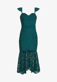 Chi Chi London - LUPITA DRESS - Galajurk - teal - 4