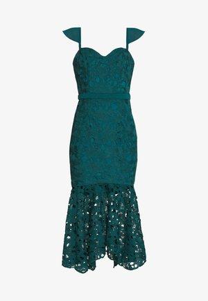 LUPITA DRESS - Vestido de fiesta - teal