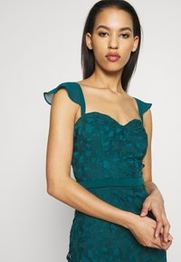 Chi Chi London - LUPITA DRESS - Galajurk - teal - 3