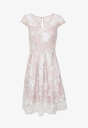 AUBRIE DRESS - Vestido de cóctel - mink