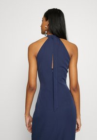 Chi Chi London - BRISTLEY DRESS - Abito da sera - navy - 3