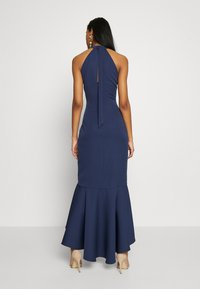 Chi Chi London - BRISTLEY DRESS - Abito da sera - navy - 2