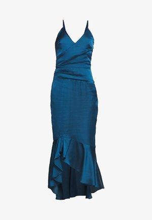 SHELBIE DRESS - Galajurk - teal
