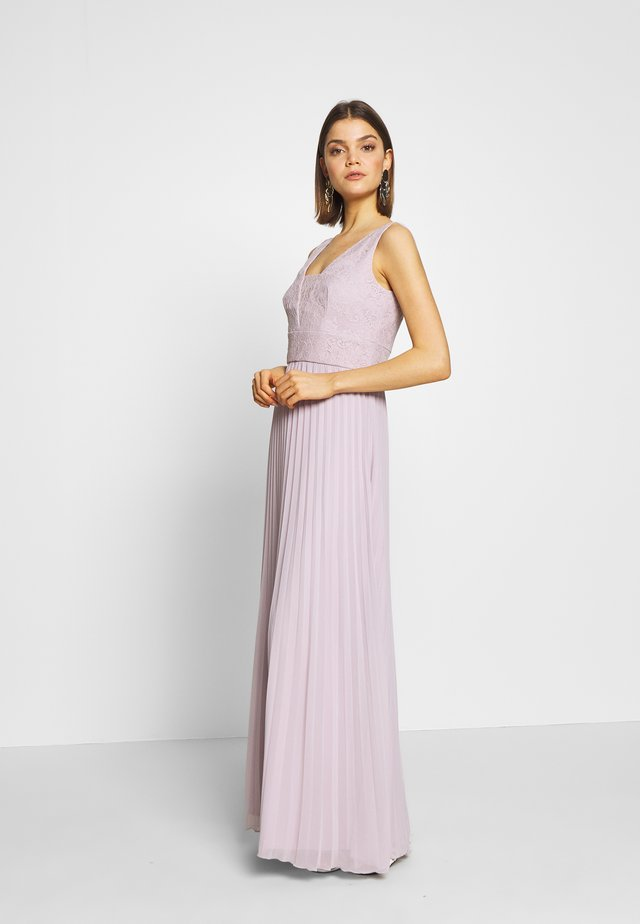SUVI DRESS - Ballkjole - lilac