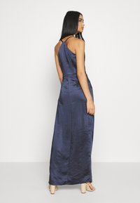Chi Chi London - ALVIA DRESS - Galajurk - navy - 2