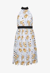 Chi Chi London - CHESTER DRESS - Cocktailjurk - blue - 4
