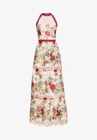 Chi Chi London - ROSALEEN DRESS - Galajurk - pink - 4