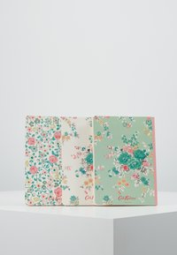 Cath Kidston - NOTEBOOKS 3 PACK - Muut asusteet - warm cream - 3