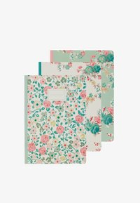 Cath Kidston - NOTEBOOKS 3 PACK - Muut asusteet - warm cream - 1