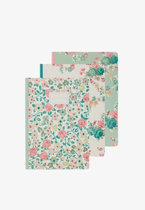 NOTEBOOKS 3 PACK - Other - warm cream