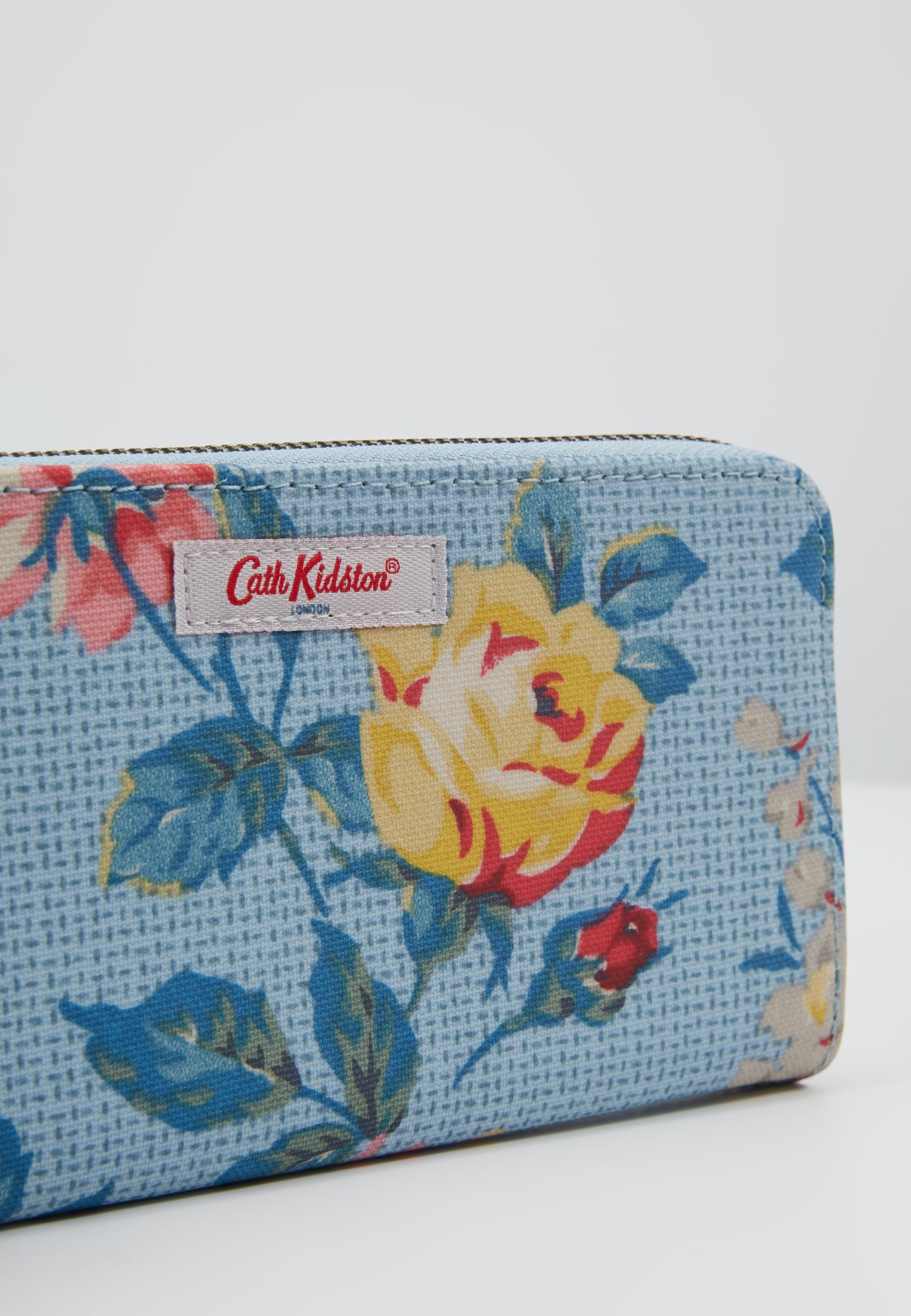 WalletPortefeuille Continental Zip Chalk Cath Blue Kidston 0wmNOv8ny