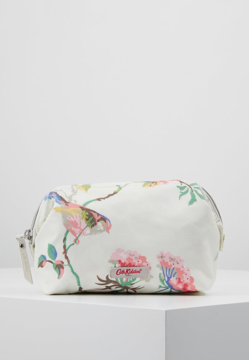 Cath Kidston - FRAME COSMETIC BAG - Kosmetiktasker - chalk