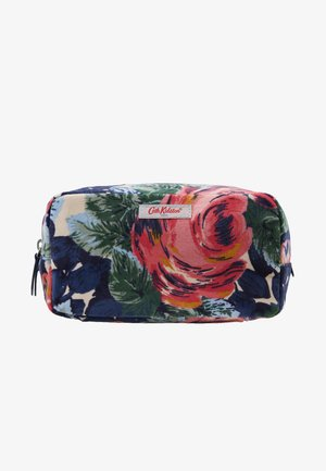 PRINTED MAKE UP BAG - Trousse - cream/multi