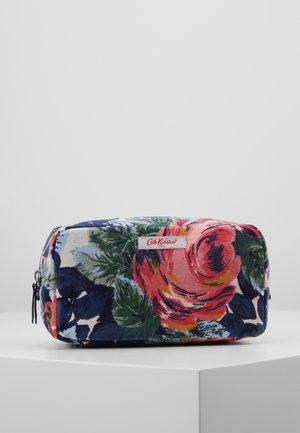 PRINTED MAKE UP BAG - Trousse de toilette - cream/multi