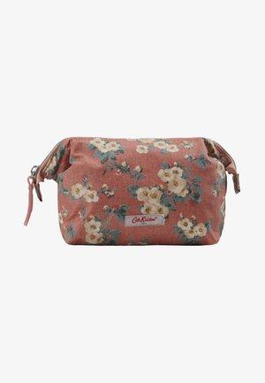 FRAME COSMETIC BAG - Wash bag - dusty pink