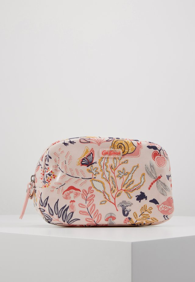 CLASSIC BOX COSMETIC BAG - Kosmetiktasche - blush