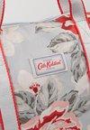 Cath Kidston - OVERNIGHT CROSS BODY NEW ROSE BLOOM - Handbag - soft blue