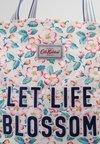 Cath Kidston - LIGHTWEIGHT TOTE CLIMBING BLOSSOM - Shopper - warm cream